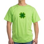 Green T-Shirt of Pinch Avoidance!