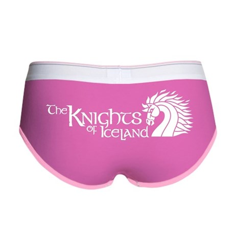Knights of Iceland Women's Boy Brief