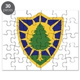 Cute Army national guard Puzzle