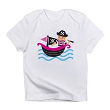 Cute Pirates Infant T-Shirt