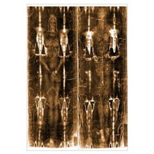Shroud of Turin Wall Art