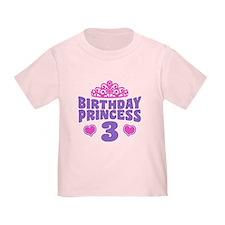 3rd Birthday Princess T