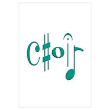 Choir Wall Art