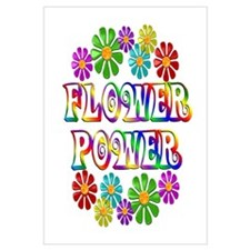 Flower Power Wall Art