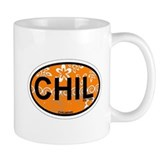 Chilmark MA - Oval Design. Mug