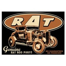 RAT - Nitro Speed Wall Art
