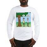 KNOTS Staff Hunt Camp Games Long Sleeve T-Shirt