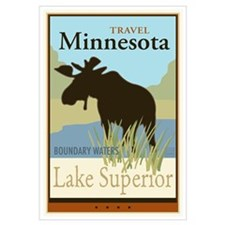 Travel Minnesota Wall Art