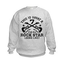 7th Birthday Sweatshirt