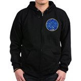 UFP Seal Gold Zip Hoodie