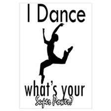 I Dance Wall Art