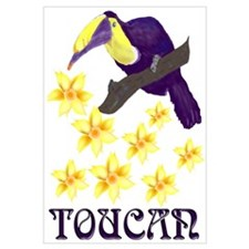 Toucan Wall Art