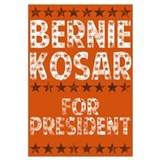 Bernie Kosar For President Wall Art