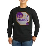 OYOOS Fuzzy Cuddly Boi design Long Sleeve Dark T-S