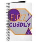 OYOOS Fuzzy Cuddly Boi design Journal