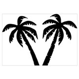 Palms Wall Art