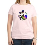 Seashells Women's Light T-Shirt