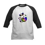 Seashells Kids Baseball Jersey