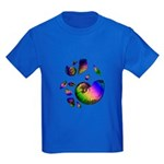 Seashells Kids Dark T-Shirt