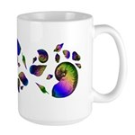 Seashells Large Mug