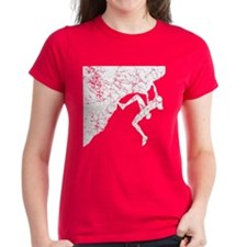 Female - Just Climb Tee