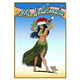 Mele Kalikimaka ( Merry Chris Wall Art