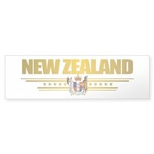"""New Zealand Pride"" Bumper Sticker"