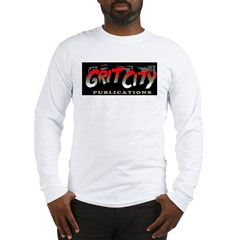 Grit City Publications Long Sleeve T-Shirt