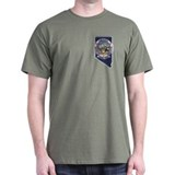 Nevada Highway Patrol Black T-Shirt