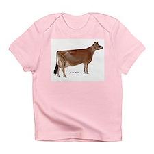 Jersey cow Infant T-Shirt