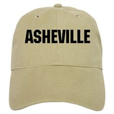 Asheville, North Carolina Baseball Cap