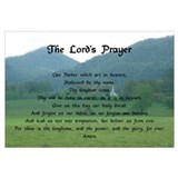 Lord's Prayer at Wolf Fork Valley Wall Art