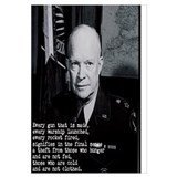 Dwight Eisenhower Wall Art