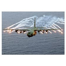 C-130 Hercules Wall Art