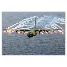 C-130 Hercules Wall Art