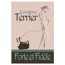 Yorshire Terrier Wall Art