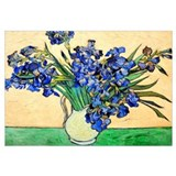 Van Gogh - Irises Wall Art