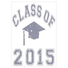 Class Of 2015 Graduation Wall Art