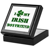 Irish Boyfriend Keepsake Box