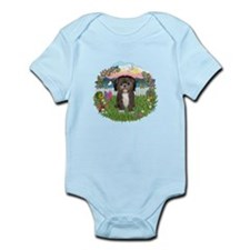 Garden-ShihTzu 36 Infant Bodysuit