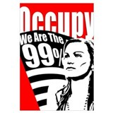 Cool We are the 99 Wall Art