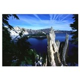 Crater Lake Wall Art