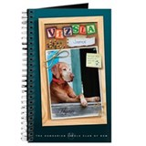Hungarian Vizsla Journal (corkboard)