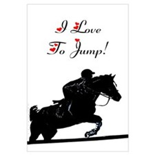 I Love My Horse! Wall Art