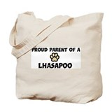 Proud Parent: Lhasapoo Tote Bag