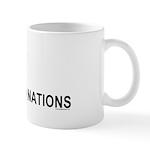 Piss On United Nations Mug
