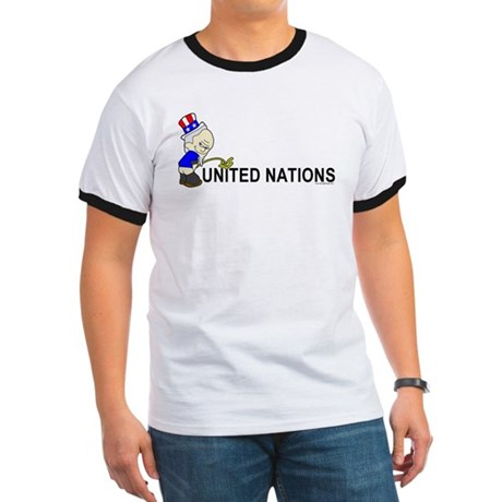 Piss On United Nations Ringer T