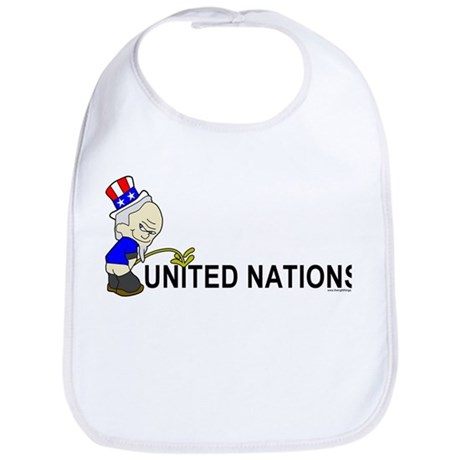 Piss On United Nations Bib