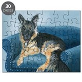 German Shepherd Angus Puzzle