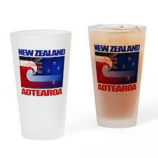 Aotearoa Drinking Glass